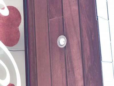 remplacement éclairage vitrine halogène par du LED